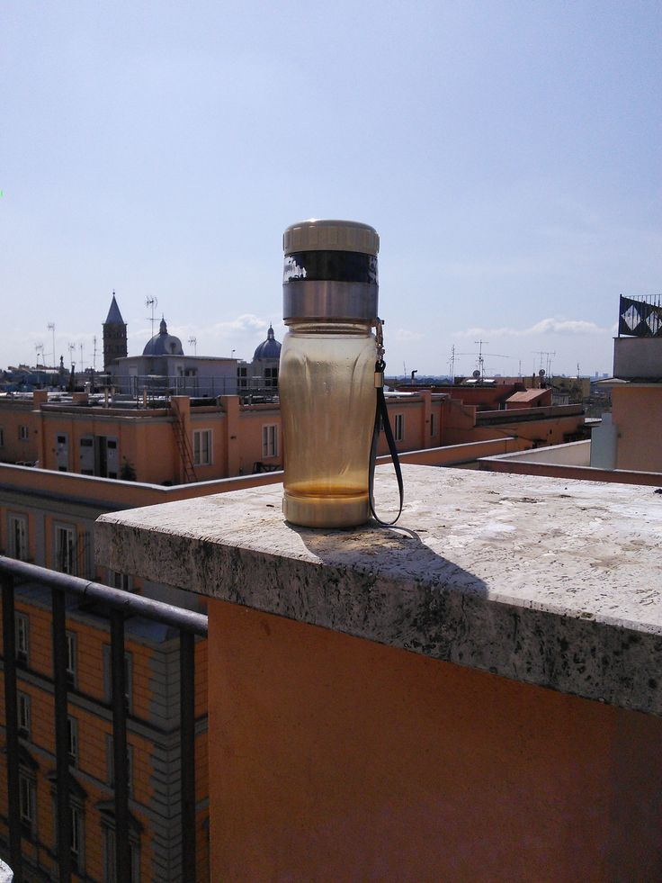 #teflaske i Roma, mars 2014.