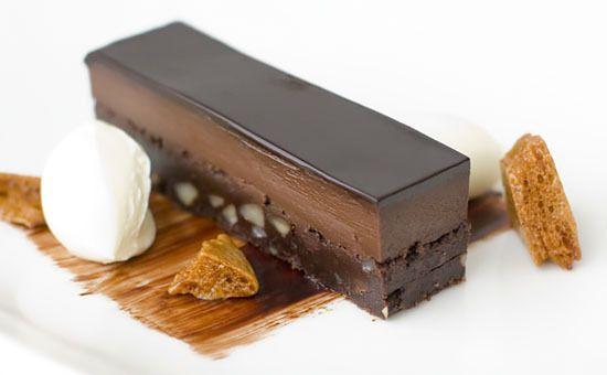 Chocolate Brownies.David Everitt-Matthias.