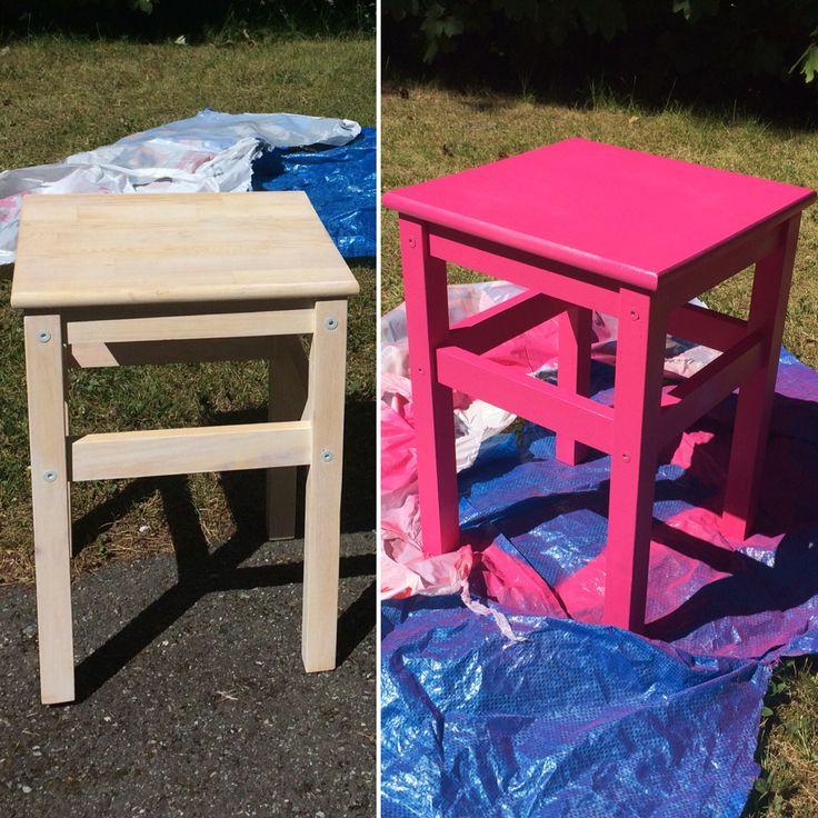 Ikea- furniture makeover!