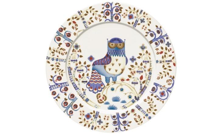 Finnish plate.