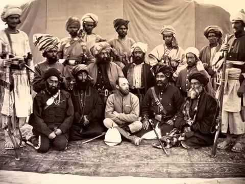 Старые фото Афганистана конца XIX - начала XX веков