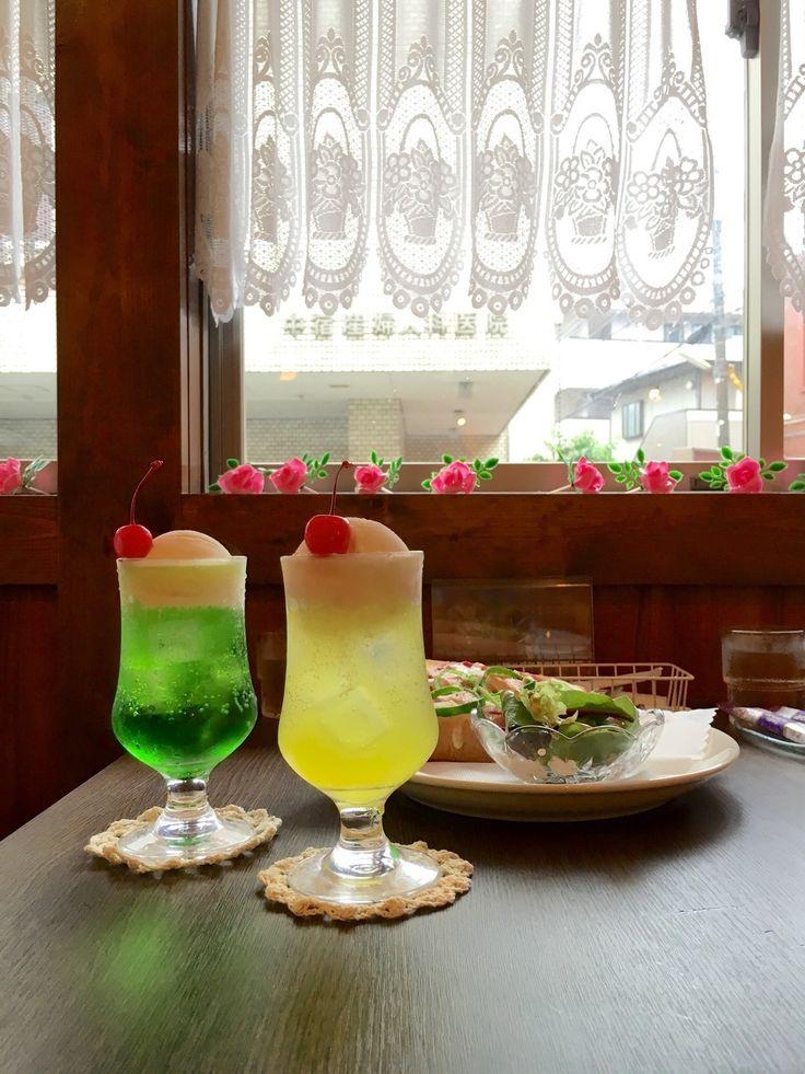 懐かしの味クリームソーダが味わえるレトロな喫茶店5選@東京