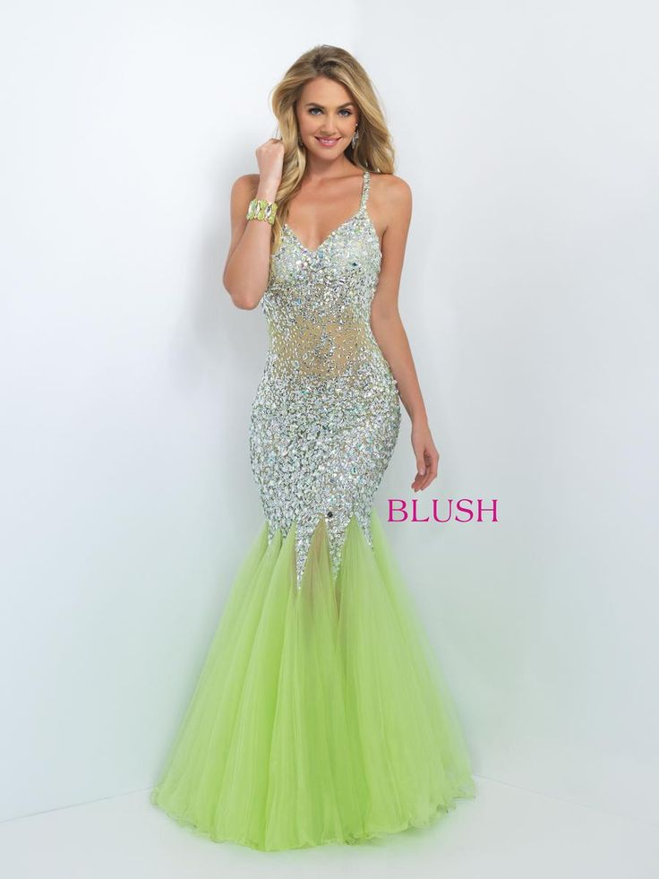 71 best Dream Dress for Prom images on Pinterest | Blush prom dress ...