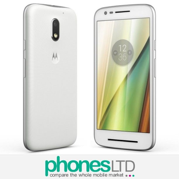 Motorola MOTO E3 White Compare the cheapest contract deals and upgrade prices at @PhonesLTD #motorola #moto #motorolamoto #motoe3 #motorolae3 #motorolamotoe3 #motoe3white #motorolae3white #whitemotorola #motorolaphone #instaphones #instafones