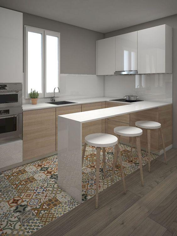 Cool 45 Modern Contemporary Kitchen Ideas