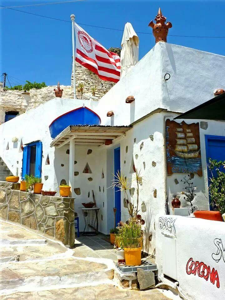 Sifnos island, Faros Greece