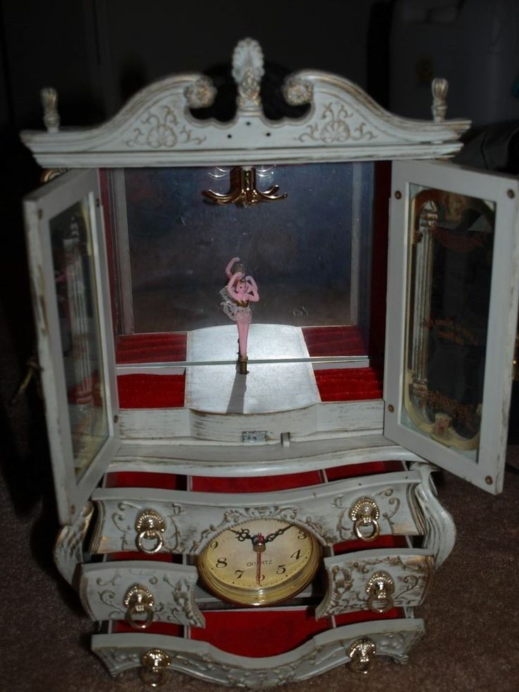 125 best Ballerina Music Box images on Pinterest Music boxes