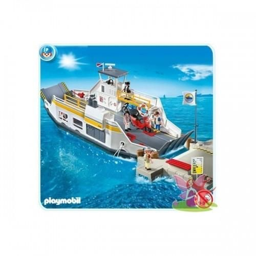 Playmobil Ferry with Wharf Set From the Playmobil harbour range.  #toys2learn #playmobil  #ferry  #boat  #harbour  #toy #water  #children  #play  #kids  #gift #australia #toys #boats