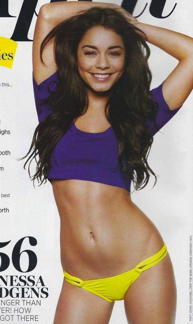 """Vanessa Hudgens Thinspiration @ 5'1"""""""