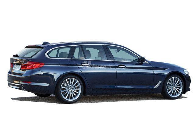 BMW Serie 5 Touring 2017: per famiglie dinamiche