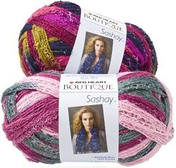 Shop Red Heart : Red Heart Boutique™ Sashay Yarn