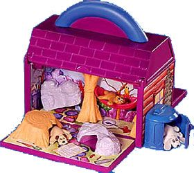 Pound Puppies :: Playsets (Galoob) [ghost of the doll]