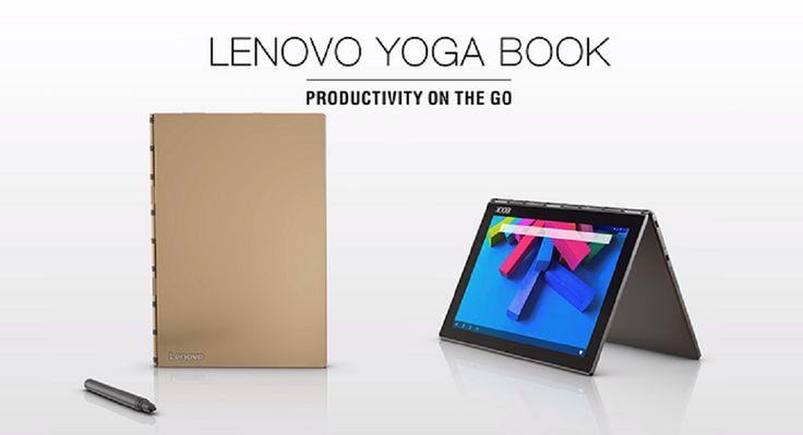 Lenovo YogaBook: Notebook conversível com teclado que se transforma em mesa digitalizadora - Tudo em Tecnologia