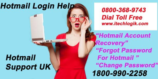 Hotmail Password Reset provides the solution in Hotmail Account Recovery and Login issues by team of Hotmail Account Help at 0800-368-9743. http://www.hotmailpasswordreset.com/hotmail-problems.html