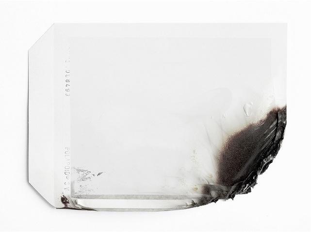 Burned Polaroid