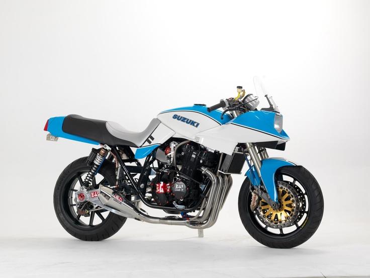 Suzuki Katana by MotoGP Werks