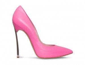 Tendenza scarpe rosa estate 2014