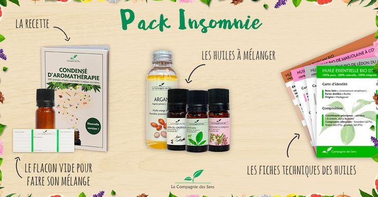 INSOMNIE - Finies les insomnies avec les huiles essentielles ! #huilesessentielles #remède #insomnie