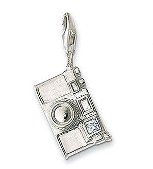 Thomas Sabo Camera Charm to commemorate my love of capturing memories