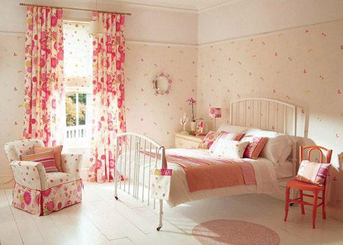 stunning pink things Soft Pink Floral Bedroom Decoration Bedroom Interior  Design Floral  17 Best ideas. Floral Room Decor