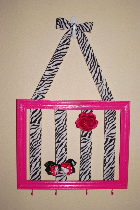 Pink Glitter Bows womens Zebra and Reserved shoes for Glitter  Holders Hairbow Eileen   Pink Bow asics and black Listing Holder