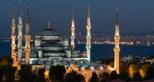 Sultan Ahmet Camii ve Yakınındaki Oteller (Haritada) - YakinOtelBul.com