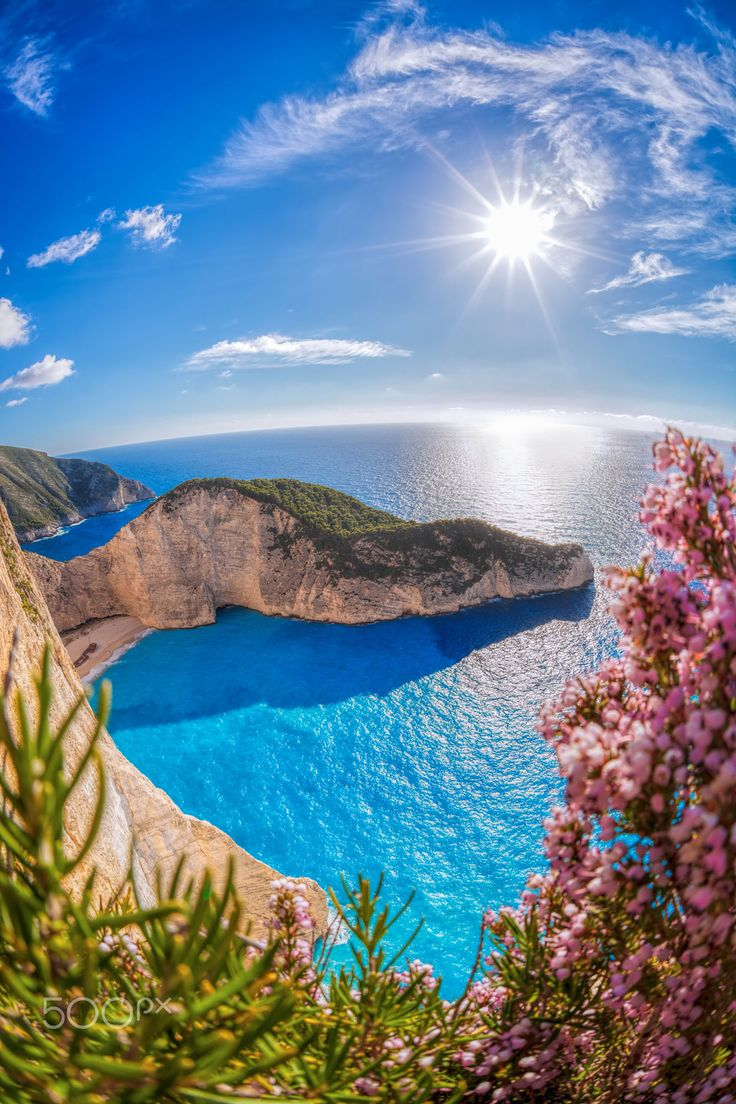 how to get to navagio beach from santorini