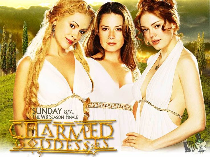 Charmed... and Paige was way better than Prue... although, I love the whole series