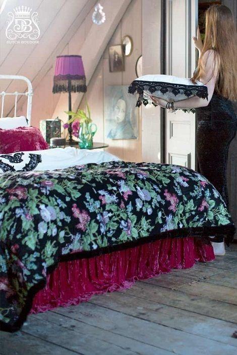 160 beste afbeeldingen van romantische slaapkamers - Romantische witte bed ...