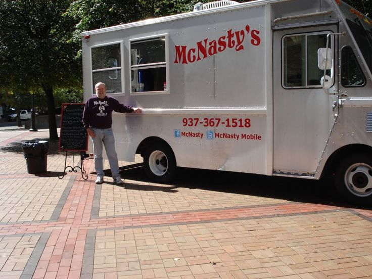 Used Food Trucks For Sale In Cleveland Ohio