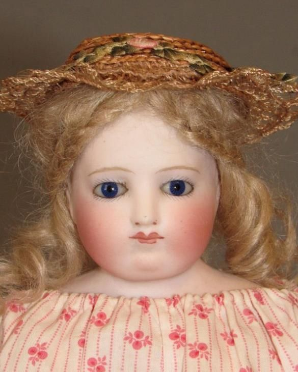 "15"" Early Blampoix French Fashion Doll - Faraway Antique Shop 2, http://farawayantiqueshop2.com/15-early-blampoix-french-fashion-doll/"