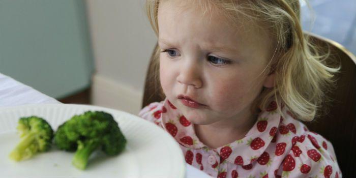 Πώς να πείσω το παιδί μου να δοκιμάσει ένα φαγητό;    Στα παιδιά η λίστα με τα αγαπημένα φαγητά είναι εξαιρετικά περιορισμένη και με αυτά που δεν τους αρέσουν μακροσκελής. Επειδή όμως πρέπει να τα τρώνε όλα
