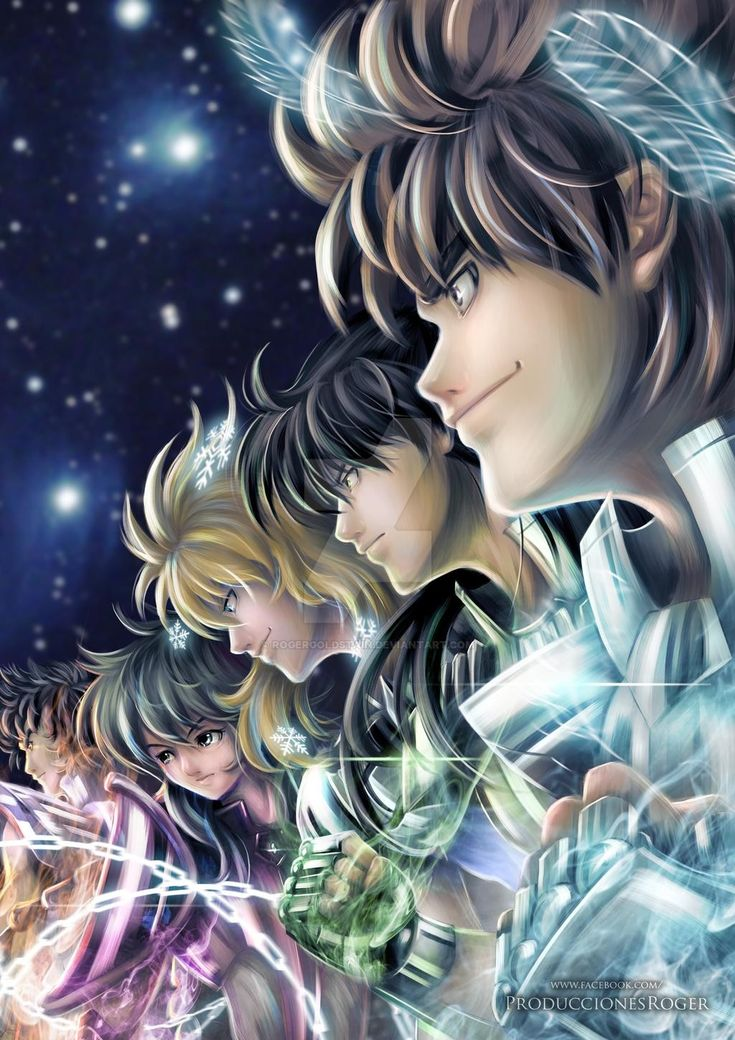 Pin by Phoenix on Saint seiya in 2020 Saint seiya, Fan