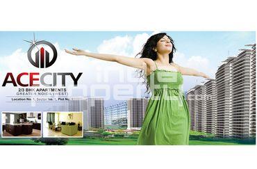 Buy Luxurious flats in ACE City by Joshi Propmart  http://goo.gl/YJ5z08