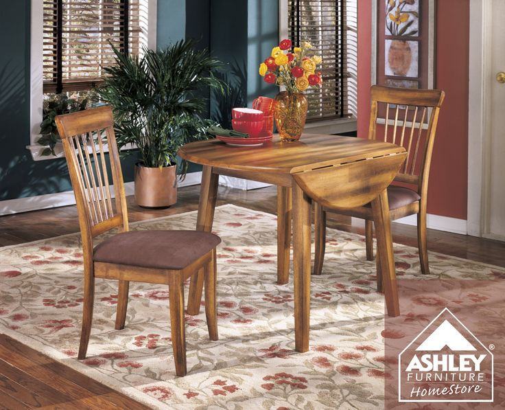 35 best comedores images on pinterest dining rooms for Comedores ashley