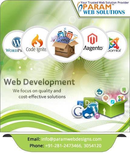 #ECommerce #Solution for online shops for more details visit - www.paramwebdesigns.com