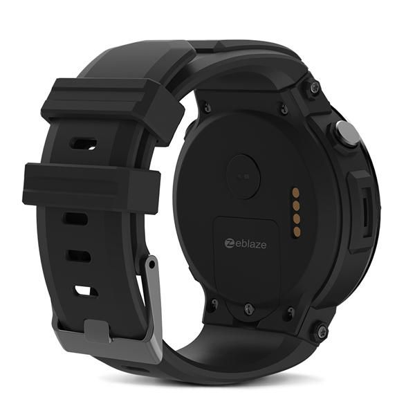 Zeblaze THOR S 1.39inch Super AMOLED 1GB+16GB 3G GPS WIFI Camera Heart Rate Monitor Smart Watch Sale - Banggood.com