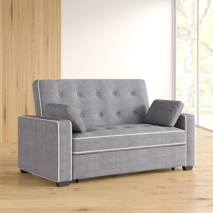 Evan Convertible Sleeper Sofa Bed For Small Spaces Full Size