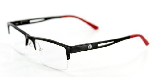 Alumni Optical Quality Reading Glasses with RX-Able Aluminum Frames for Youthful and Active Men and Women (Black +1.50) by Ritzy Readers. Save 50 Off!. $29.99. RX-Able Frames Allow for Personalized Prescriptions form Your Optician. Available Exclusively from Ritzy Readers - You Will Not Find All of These Features in One Pair of Affordable Readers Anywhere Else. Precision Comfort Fit with Quick-Touch Rubberized Nosepiece, Flexing Spring-Hinge Temples and Rubberized Ear Pieces ...