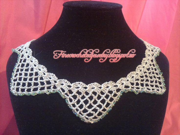 Fine Crocheted Jewelry: Ianuarie  2014
