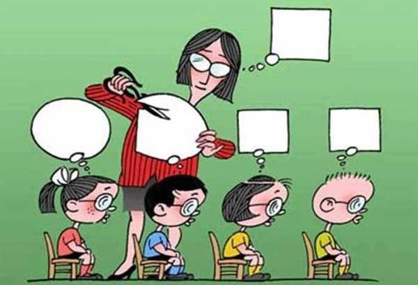 """Câteva gânduri despre marile probleme ale învățământului românesc. """"E o agresiune de multe ori și din partea părinților și din partea a educatorilor. La adresa copiilor de 5-6 ani se comite o…"""