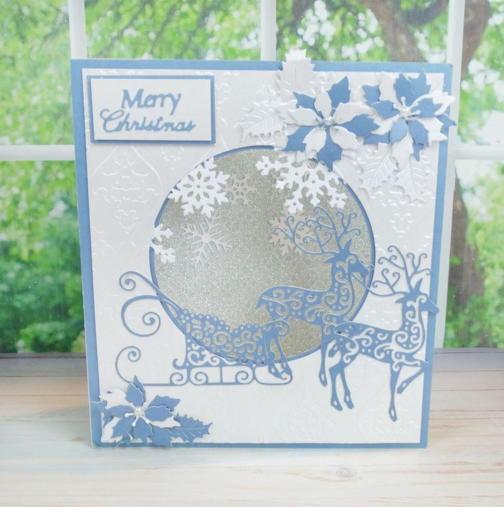 Tattered Lace Christmas Collection. For more information visit www.tatteredlace.co.uk