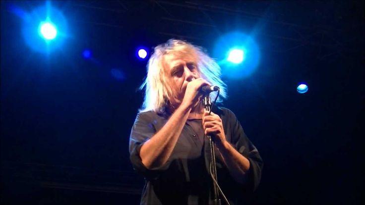 Γιάννης Αγγελάκας - Ακούω την αγάπη @ Βαρβάρα, 02/08/2012
