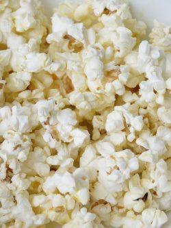 Doe het zelf: popcorn uit de magnetron
