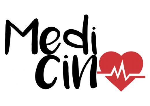 T-Shirt Feminina - Curso Medicina  2 - Foto