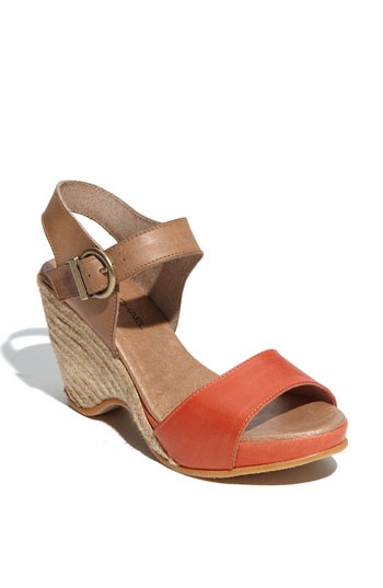 Orange. Tan. Nordstrom shoe sale.