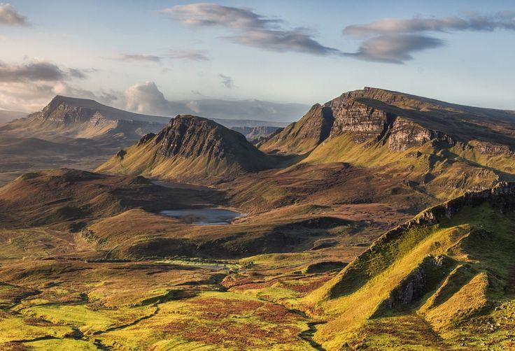 The Perfect Scotland Road Trip