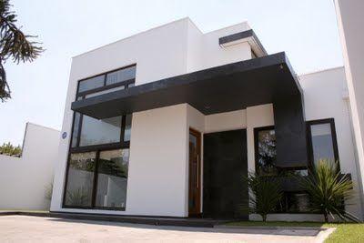 pinterest casas minimalistas de interes social dos plantas - Buscar con Google