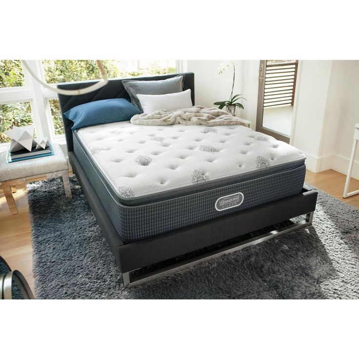 river view harbor california king luxury firm pillow top low profile mattress set