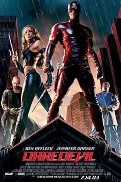 Though the Daredevil movie isnt part of the MCU it was very important to the beginning of the franchise as it was during the filming of this movie that Jon Favreau began talking to Marvel about directing Iron Man.